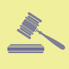 Gavel-Post-It-Icon
